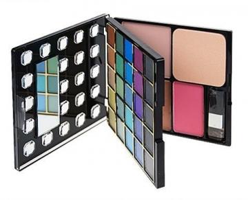 Šešėliai akims Makeup Trading Sweethearth Mini Cosmetic 48g Šešėliai akims