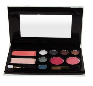 Šešėliai akims Makeup Trading Technic Beauty Mini Cosmetic 7,88g Šešėliai akims