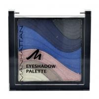 Šešėliai akims Manhattan Eyeshadow Palette Cosmetic 7,1g 2 Welcome To The Dark Side Šešėliai akims