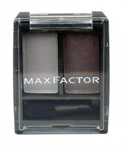 Šešėliai akims Max Factor Eyeshadow Duo 405 Cosmetic 3g Šešėliai akims