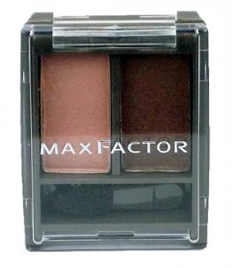 Šešėliai akims Max Factor Eyeshadow Duo 430 Cosmetic 3g Šešėliai akims