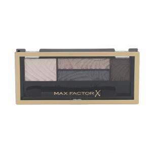 Šešėliai akims Max Factor Smokey Eye Drama Kit Cosmetic 1,8g Shade 02 Lavish Onyx Šešėliai akims