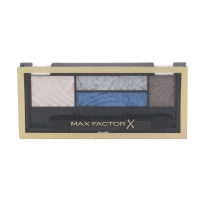 Šešėliai akims Max Factor Smokey Eye Drama Kit Cosmetic 1,8g Shade 06 Azure Allure