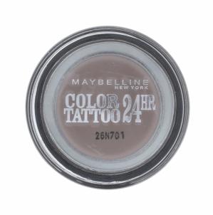 Šešėliai akims Maybelline Color Tattoo 24H Gel-Cream Eyeshadow Cosmetic 4g 40 Permanent Taupe Šešėliai akims