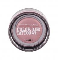 Šešėliai akims Maybelline Color Tattoo 24H Gel-Cream Eyeshadow Cosmetic 4g 65 Pink Gold Šešėliai akims
