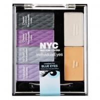 Šešėliai akims NYC New York Color Individual Eyes Custom Palette Cosmetic 2,7g 939 Bryant Park Šešėliai akims