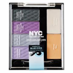Šešėliai akims NYC New York Color Individual Eyes Custom Palette Cosmetic 9,3g 001 All Eyes On Us Šešėliai akims