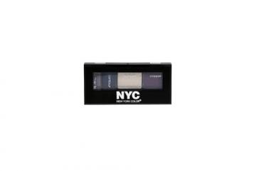 Šešėliai akims NYC New York Color Metro Quartet Eye Shadow Cosmetic 3,4g (Queens Boulevard) Šešėliai akims