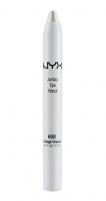 Šešėliai akims NYX Jumbo Eye Pencil Cosmetic 5g 602 Dark Brown Šešėliai akims