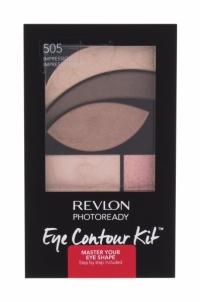 Šešėliai akims Revlon Photoready Primer, Shadow & Sparkle Cosmetic 2,8g Shade 505 Impressionist Shadow for eyes