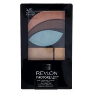 Šešėliai akims Revlon Photoready Primer, Shadow & Sparkle Cosmetic 2,8g Shade 530 Bohemian Šešėliai akims