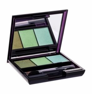 Šešėliai akims Shiseido Luminizing Satin Eye Color Trio Cosmetic 3g (Shade GR305) Šešėliai akims