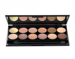 Šešėliai akims Sleek MakeUP I-Divine Eyeshadow Palette Cosmetic 13,2g Nr. 430 A New Day Šešėliai akims
