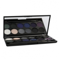 Šešėliai akims Sleek MakeUP I-Divine Eyeshadow Palette Cosmetic 13,2g Nr. 596 Bad Girl Šešėliai akims