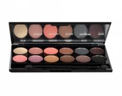 Šešėliai akims Sleek MakeUP I-Divine Eyeshadow Palette Cosmetic 13,2g Nr. 658 Oh So Special Šešėliai akims