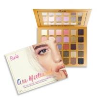 Šešėliai RUDE® Cosmetics Paletka 30 očních stínů Au Naturel (30 Eyeshadow Palette) 30 g Šešėliai akims