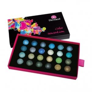 Šešėlių paletė Dermacol Palette Color Sensation Cosmetic 12g Shade VI