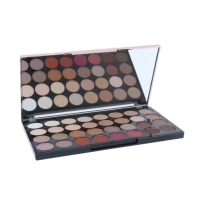 Šešėlių paletė Makeup Revolution London Flawless 3 Resurrection Palette Cosmetic 20g Šešėliai akims