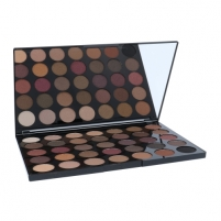 Šešėlių paletė Makeup Revolution London Pro HD Palette Amplified 35 Cosmetic 30g Šešėliai akims