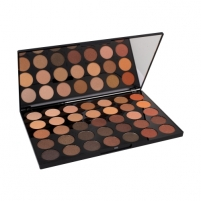 Šešėlių paletė Makeup Revolution London Pro HD Palette Amplified 35 Cosmetic 29,995g Shade Direction Šešėliai akims