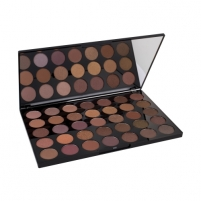 Šešėlių paletė Makeup Revolution London Pro HD Palette Amplified 35 Cosmetic 29,995g Shade Commitment Šešėliai akims