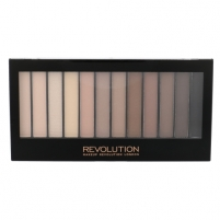 Šešėlių paletė Makeup Revolution London Redemption Palette Iconic Elements Cosmetic 14g