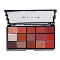 Šešėlių paletė Makeup Revolution Palette Eye Shadow Re-Loaded Palette Newtrals 2 16.5 g