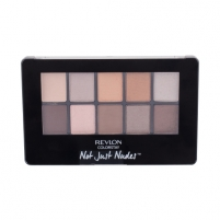 Šešėlių paletė Revlon Colorstay Not Just Nudes Shadow Pallette Cosmetic 14,2g Shade 01 Passionate Nudes Šešėliai akims