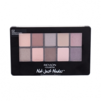 Šešėlių paletė Revlon Colorstay Not Just Nudes Shadow Pallette Cosmetic 14,2g Shade 02 Romantic Nudes Šešėliai akims