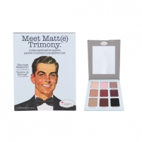 Šešėlių paletė TheBalm Meet Matt(e) Trimony Eyeshadow Palette Cosmetic 21,6g Shadow for eyes