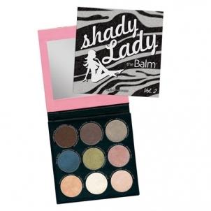 Šešėlių rinkinys theBalm Shadow Palette ShadyLady Palette Vol.2 (Zebra) Šešėliai akims