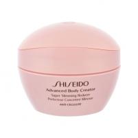 Shiseido Advanced BODY CREATOR Super Slimming Reducer Cosmetic 200ml Kūno kremai, losjonai