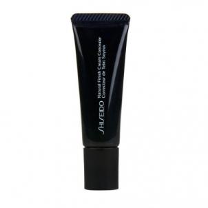 Shiseido Natural Finish Cream Concealer 10ml (Light) Maskuojamosios priemonės veidui