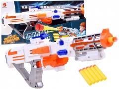 Shotgun pistol 6 x foam rounds ZA3235
