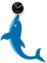 Sieninis laikrodis Clocker Dolphin Interjero laikrodžiai