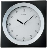 Sieninis laikrodis Seiko QXA392K Interjero laikrodžiai