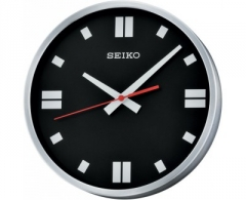 Sieninis laikrodis Seiko QXA566T Interjero laikrodžiai