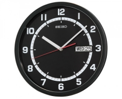 Sieninis laikrodis Seiko QXF101A Interjero laikrodžiai