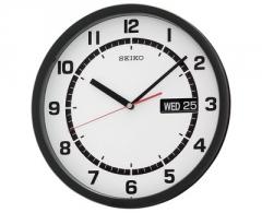 Sieninis laikrodis Seiko QXF101J Interjero laikrodžiai