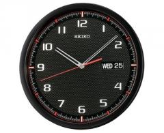 Sieninis laikrodis Seiko QXF101K Interjero laikrodžiai