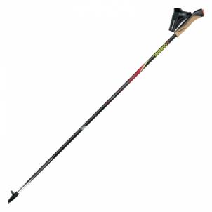Šiaurietiško ėjimo lazdos Stride FX-75 snake carbon 100 Nordic walking sticks