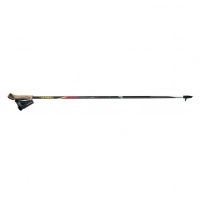 Šiaurietiško ėjimo lazdos Stride FX-75 snake carbon size 125 Nordic walking sticks