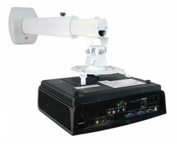 Sieninis laikiklis trumpo židinio projektoriams Avtek WallMount Pro 1200