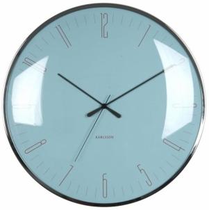 Sieninis laikrodis Karlsson Dragonfly KA5623BL Interjero laikrodžiai