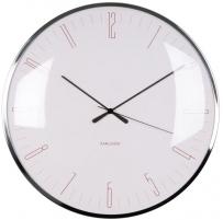 Sieninis laikrodis Karlsson Dragonfly KA5623PI Interjero laikrodžiai