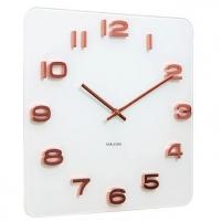 Sieninis laikrodis Karlsson KA5533 Interjero laikrodžiai