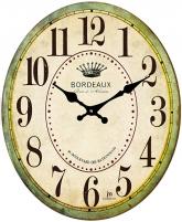 Sieninis laikrodis Lowell 14859