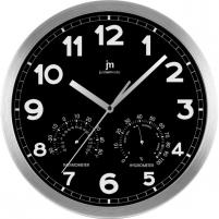 Sieninis laikrodis Lowell 14931N Interjero laikrodžiai