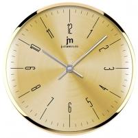 Sieninis laikrodis Lowell 14949G Interjero laikrodžiai