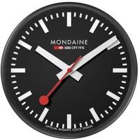 Sieninis laikrodis Mondaine A990.CLOCK.64SBB Interjero laikrodžiai